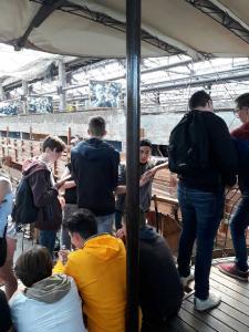 Les 3ème Prépa pro à Oradour : le retour - Mai 2017